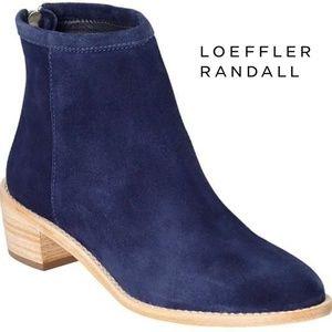 Loeffler Randall Size 9 B Suede Booties